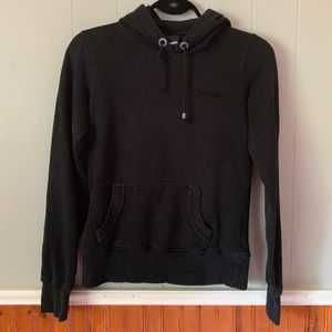 Bench women's Medium Pull Over Hoodie Black